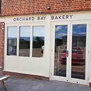 ORCHARD BAY BAKERY no logo